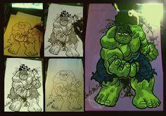 Marcelo Marcos Gutierrez: #hulkuniverse, #hulk, #marvel, #marveluniverse, #i...