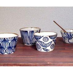 kikakikakuのそばちょこ  一般的なそばちょこよりも大きめサイズなので、コーヒーカップやデザートカップとしてはもちろん、小鉢のように一品料理を添えるのもおすすめです。  http://kanden43.tokyo/SHOP/101-S01-T.html    #そばちょこ  #コーヒーカップ  #デザートカップ  #小鉢  #陶器  #食器  #カップ  #キッチン用品  #ナチュラル雑貨  #ハンドメイド  #セレクトショップ  #ナチュラル  #japan  #madeinjapan