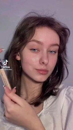 Cute Makeup Looks, Makeup Looks Tutorial, Makeup Eye Looks, Creative Makeup Looks, Natural Makeup Looks, Pretty Makeup, Skin Makeup, Makeup Videos, Makeup Tips