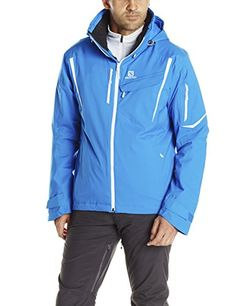 Salomon Men's Enduro Jacket, Union Blue, XX-Large *** Check out the image by visiting the link.
