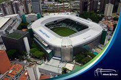 Allianz Parque - Sociedade Esportiva Palmeiras