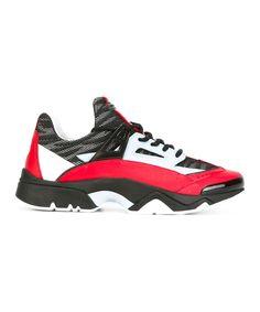 KENZO Kenzo Men'S Multicolor Polyamide Sneakers'. #kenzo #shoes #sneakers