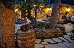 After a day filled with sun and sea, indulge yourself into the unique tranquility of our Dalmatian #EthnoVillage - a perfect ending to a perfect day!