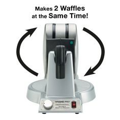 Waring Pro WMK600 Double Belgian-Waffle Maker - YOUR HOME NEEDS