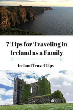 7 tips from an Ireland travel planner! And why Ireland is a perfect destination for families