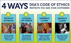 4 Ways DSA's Code Of Ethics Protects You And Your Customers
