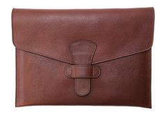 Fancy - Leather iPad Case by Frank Clegg