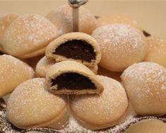 Chestnut Cream Cookies - Pastatelle