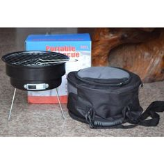 Portable Charcoal BBQ Grill With Storage bag Portable Charcoal Bbq, Charcoal Bbq Grill, Portable Bbq Grill, Infrared Grills, Grill Grates, Smoked Brisket, Outdoor Cooking, Bag Storage, Barbecue