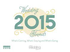 2015 wedding trend ebook