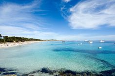 Glorious beaches in Majorca