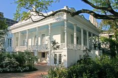 Magnolia Mansion New Orleans | Photo Gallery | Reviews