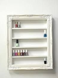 Brilliant Ways To Organize Your Nail Polish Collection Salon Pinterest Varnishes Shelves And Google
