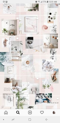 How To Make A Puzzle Feed In Canva (Without Photoshop) — Paper & a Plan Instagram Feed Layout, Instagram Grid, Instagram Design, Vsco Themes, Themes Themes, Lightroom Presets, How To Plan, How To Make, My Design