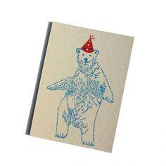 Tanzbär postcard