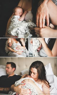 Tacoma Newborn Fresh 48 Photographer - Kayla Maltese Photography