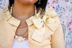 DIY Tutorial: DIY Clothes / DIY Cardigans - Bead&Cord