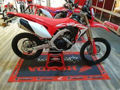 The brand new available Motocross Shop, Honda, Motorcycle, Bike, Brand New, Vehicles, Shopping, Motorbikes, Bicycle