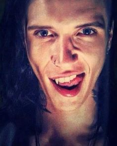 Why the hell is Andy so cute as a Vampire?!