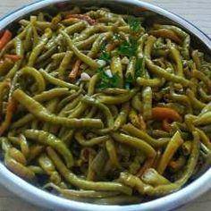 LÜTFEN EMOJİ BIRAKIN,AKIŞA DÜŞELİM CANLAR 💙💙🌺🌺⭐⭐ Green Beans, Emoji, Vegetables, Food, Meal, Eten, Vegetable Recipes, Meals, Veggies