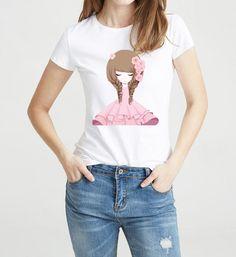 >> Click to Buy << short sleeve Cartoon funny printing camisetas women fitness harajuku kpop t shirts summer cotton o-neck S-XL t-shirts 2017 tops #Affiliate