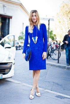 How to Pull Off an Eye-Catching Statement Necklace - Street Style