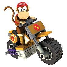 K'NEX Mario Kart Build Set - Diddy Kong Bike