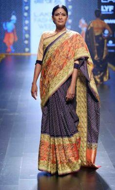 Lakme Fashion Week: Gaurang Shah goes to the gardens of 'Vrindavan' for inspiration – Aparna Mudi