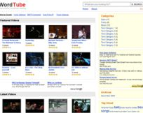 WordTube Video WordPress Theme
