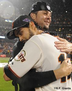 Ryan & Angel - San Francisco Giants