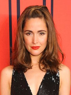 Gear up for the holiday season with this month's worth of party hairstyles, complete with styling tips and products. Get Rose Byrne's look with Oribe Thick.