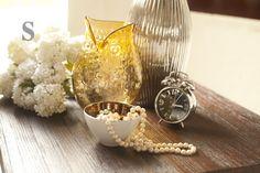 Mantén siempre elegante tu sala de estar. Hogares By Almacenes SIMAN. http://www.siman.com
