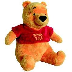 Winnie The Pooh- Plüss Micimackó 25 cm Disney Toys, Walt Disney, Pooh Bear, Tigger, Bear Toy, Teddy Bear, Oriental, Winnie The Pooh Plush, Animal Pillows