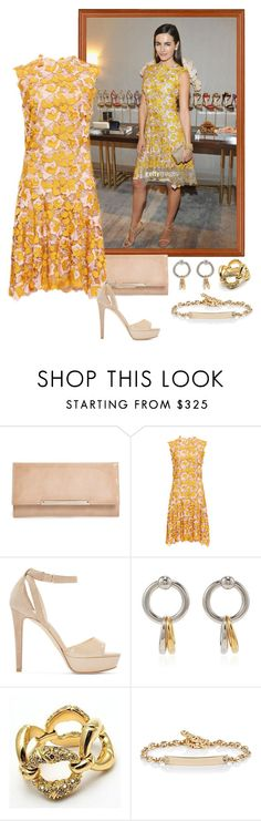 """""""Camilla Belle – InStyle And Jimmy Choo's Girls Night."""" by foreverforbiddenromancefashion ❤ liked on Polyvore featuring Jimmy Choo, Monique Lhuillier, Alexander Wang, Gucci and Hoorsenbuhs"""