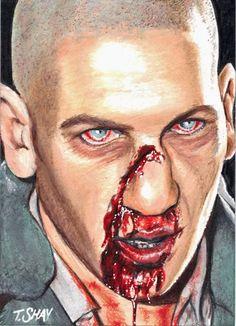 The Walking Dead Shane Walsh Walker by Dr-Horrible