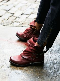 c00901394081 Emerson Ankle Boot   This re-invented work boot by A.S.98. combines  distressed