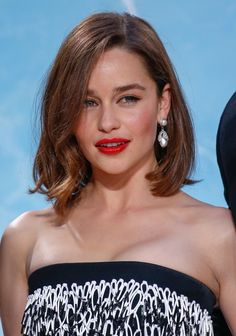 WHO: Emilia Clarke WHERE: Terminator: Genisys premiere, Berlin WHEN: June 21, 2015