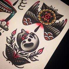 317 Best Tattoo Flash Art Images Ink Tattoo Ideas Traditional