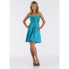 Tiffany blue bridesmaid dresses style
