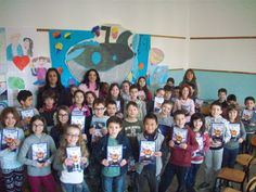 Scuola primaria di Gazzola (Piacenza) #UnSottomarinoInPaese www.vanessanavicelli.com