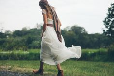The stunning lace Emme waisted dress by Grace loves lace is the perfect wedding gown for the free spirited, adventurous, boho beach bride that marches to the beat of her own drum x www.graceloveslace.com.au Email: info@graceloveslace.com.au with enquiries
