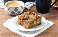 This easy Eggnog Gingerbread French Toast Bake has all the warm flavors of a ginger cookie and is topped with a simple eggnog syrup! The busy holiday season is here. Parties, concerts, family gatherings, etc. It's also time for holiday baking! I think my baking list grows longer and longer every yeardespite all of theRead More »
