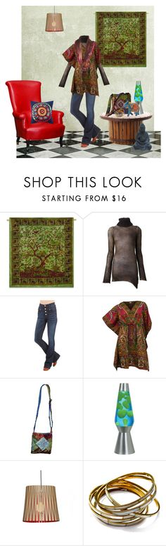 """""""California winter Bohemian style clothes...!!!"""" by catyravenwood ❤ liked on Polyvore featuring WALL, Avant Toi, Lava, Graypants, Gipsy and Josie"""