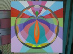 Mandala Pushpam 7 / Preis: 2'600 CHF Chf, Mandala, Artwork, Atelier, Artworks, Work Of Art, Auguste Rodin Artwork, Mandalas, Illustrators