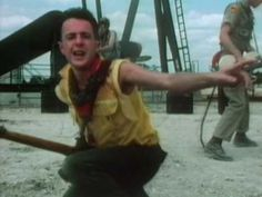 "The Clash, ""Rock the Casbah"""