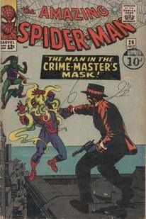 Amazing Spider-Man No 26 / 1965  £25.00