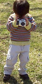 Ravelry: Joseph Child's Sweater pattern by Kim Guzman