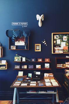 A look inside Cat Seto's design studio + gorgeous shop in San Francisco, CA