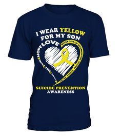Suicide Prevention Awareness  Funny Autism T-shirt, Best Autism T-shirt