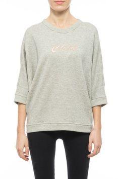 CHLOÉ Sweatshirt. #chloé #cloth #topwear